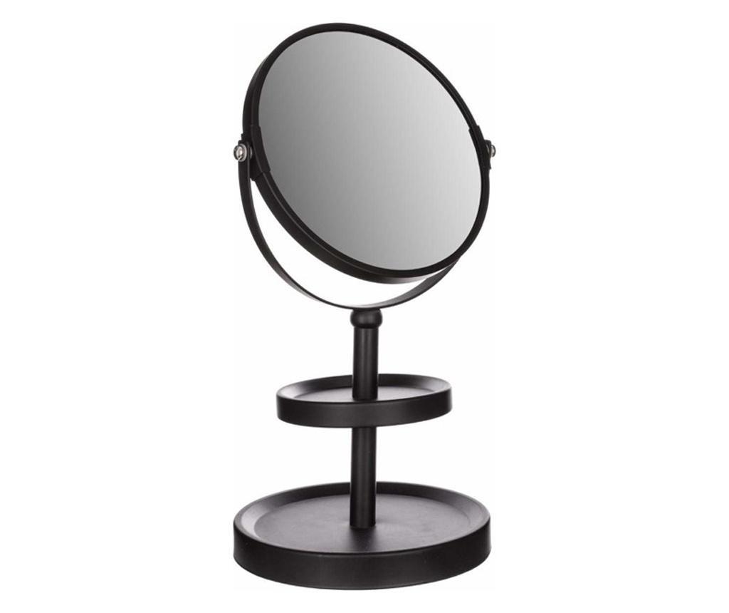 Oglinda dubla Nadir,16x34 cm