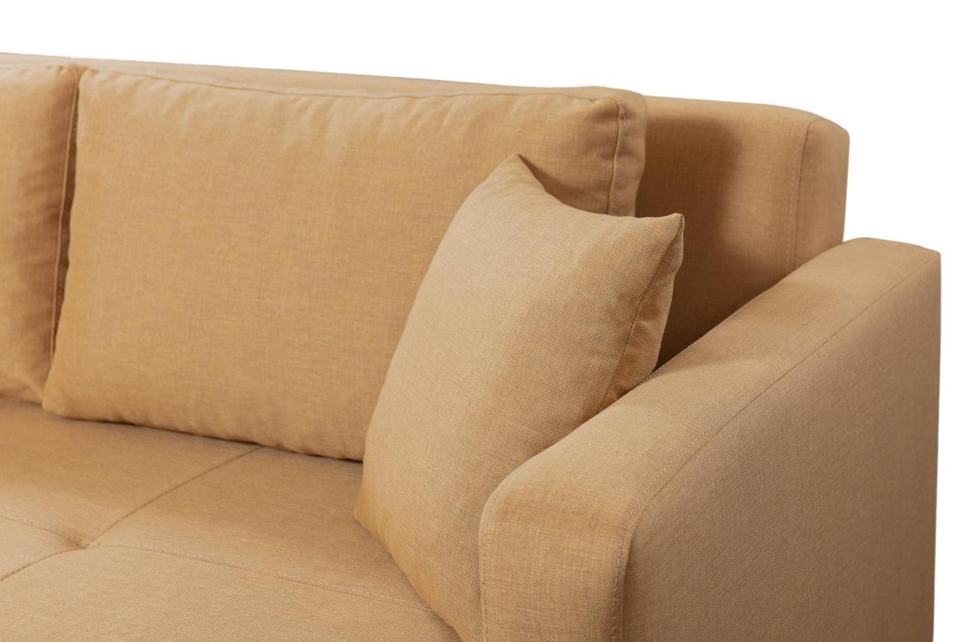 Canapea extensibila 3 locuri Gauge Concept Light Brown