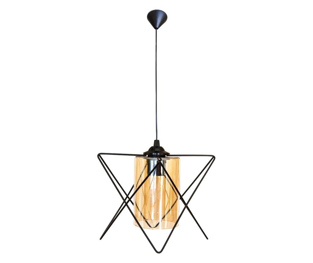 Lampa wisząca Black Triangle
