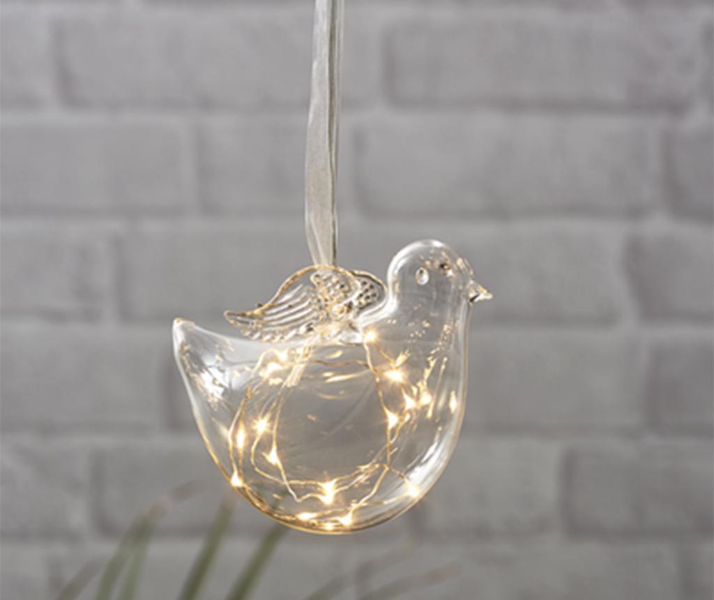 Viseći LED ukras Bird