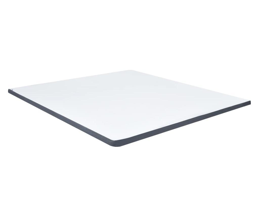 Nadmadrac za krevet s opružnim madracem 200 x 160 x 5 cm