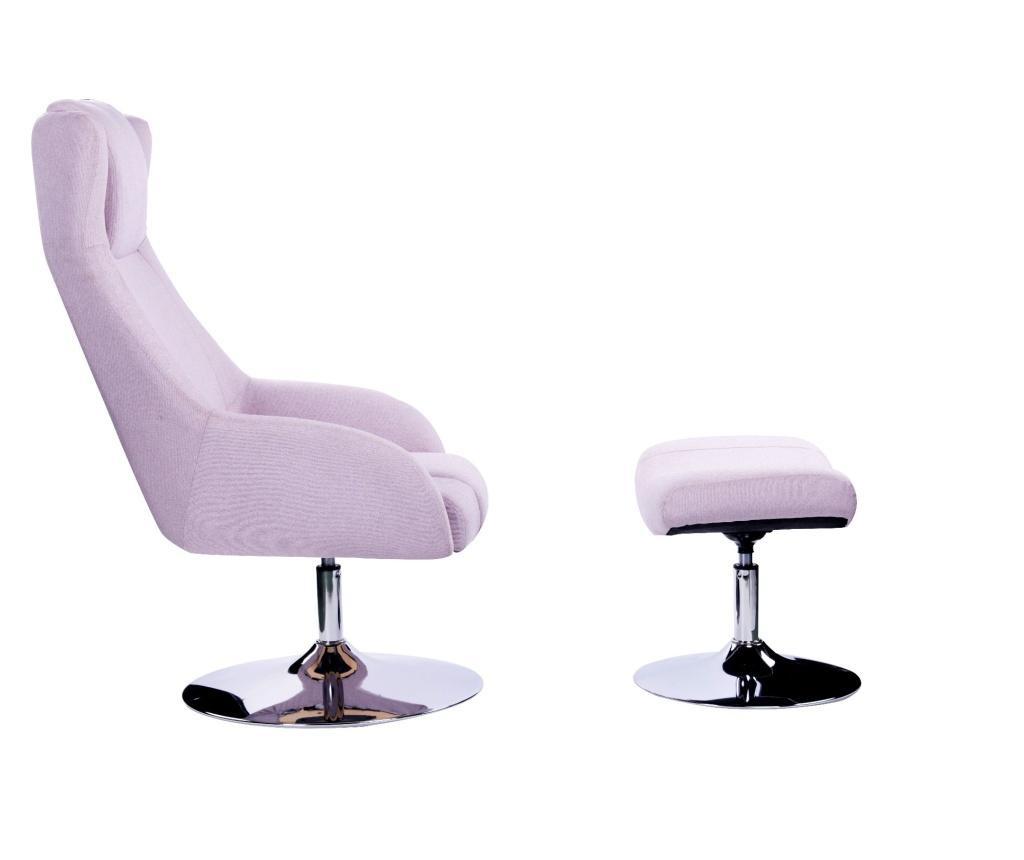 Καρέκλα με σκαμπό