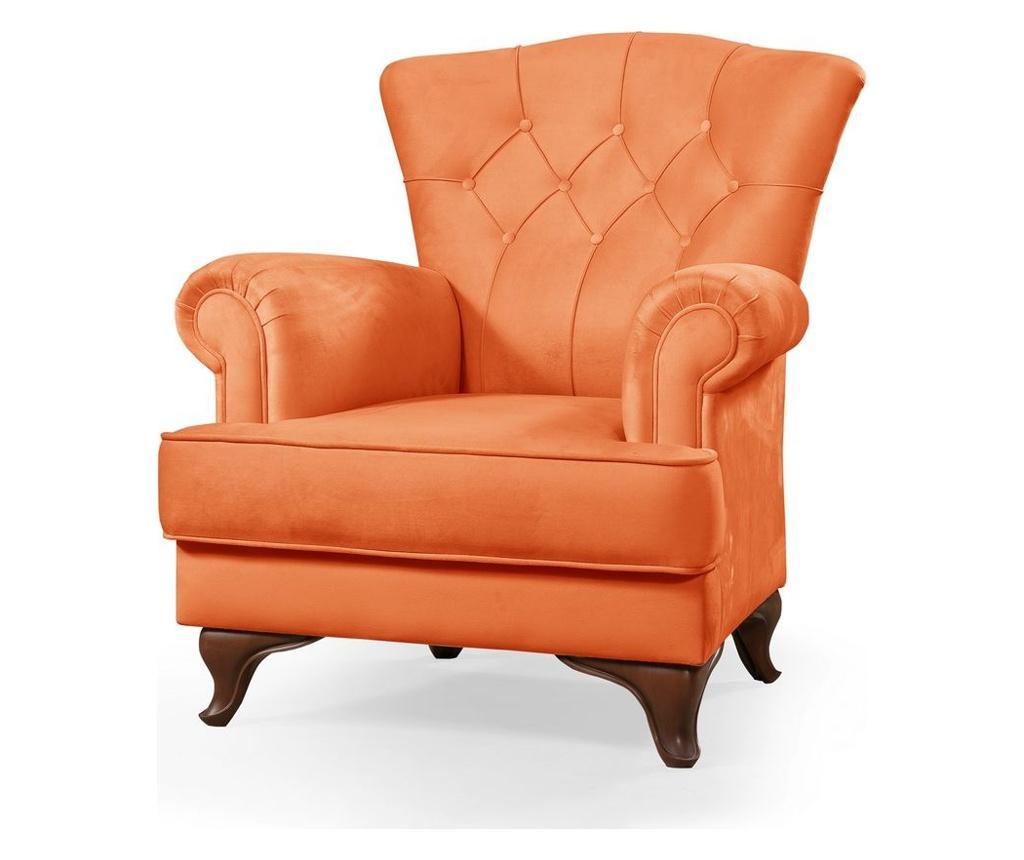 Fotel King Orange