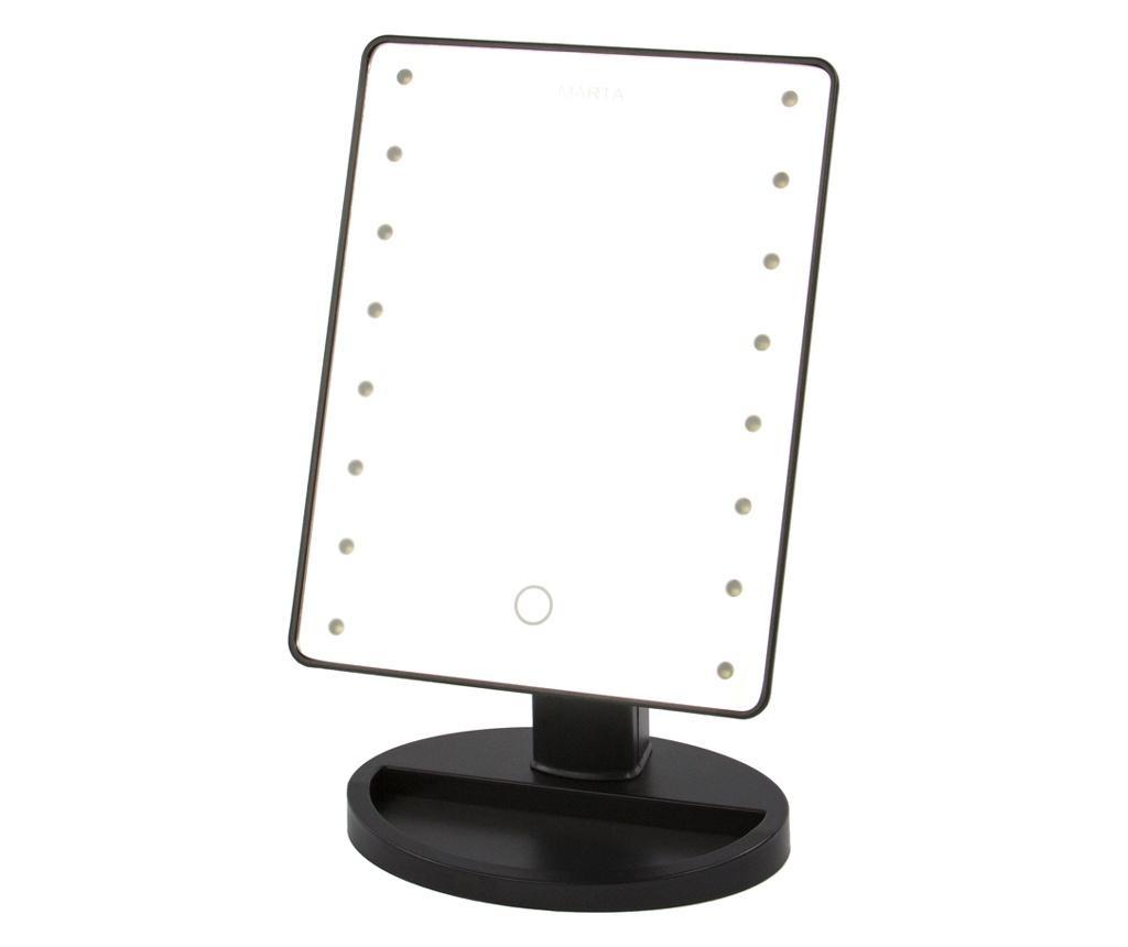Oglinda Cosmetica Mt-2654 Cu 16 Lumini Led