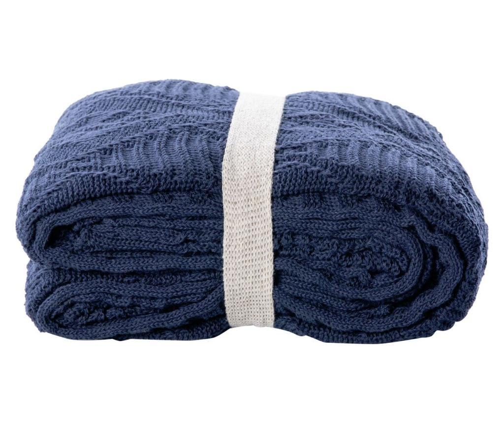 Pokrivač Blue 130x170 cm