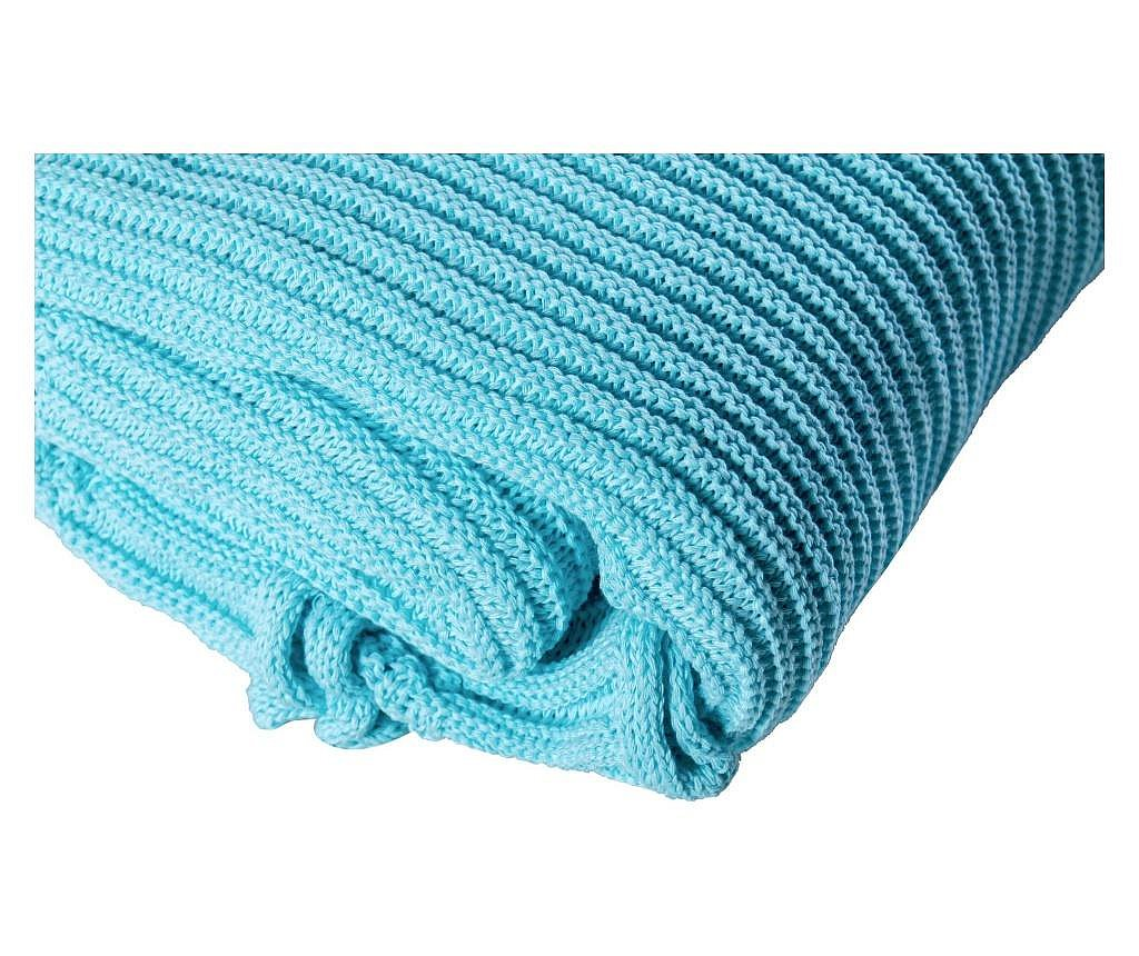 Pokrivač Turquoise 220x260 cm
