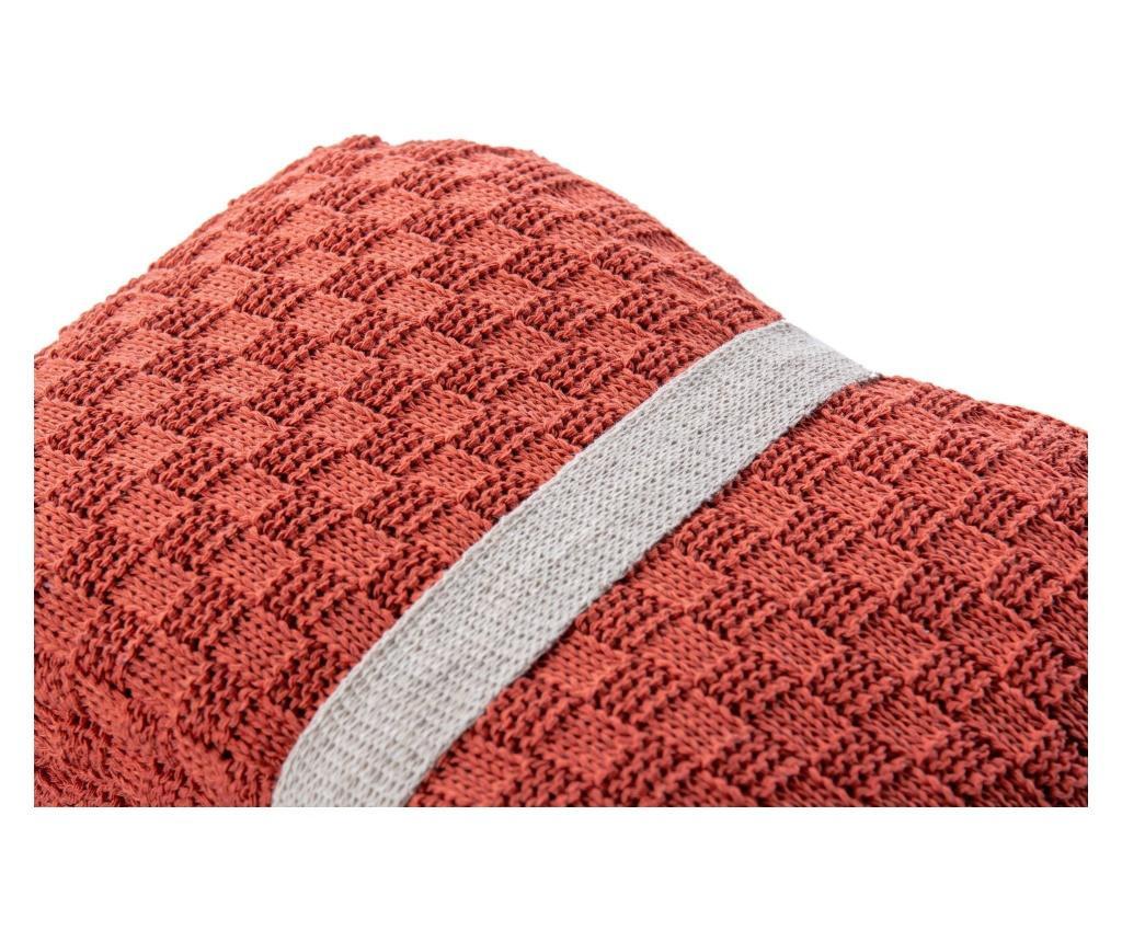 Pokrivač Orange 130x170 cm