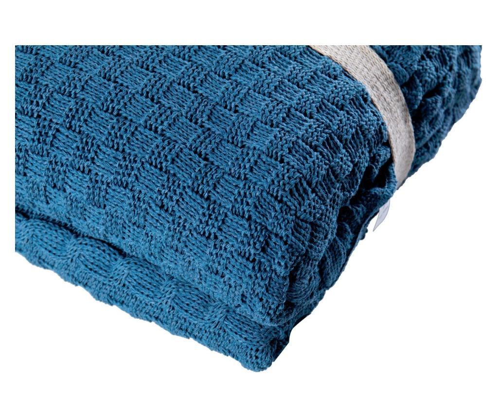 Pokrivač Dark Blue 220x260 cm