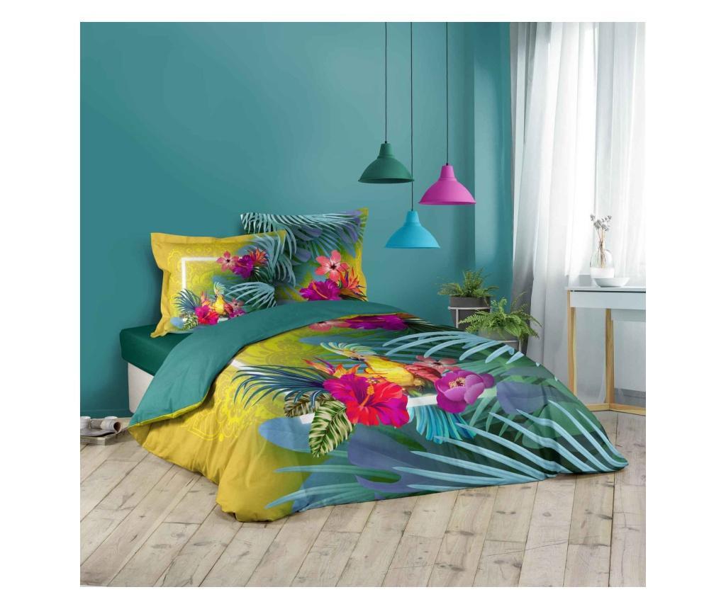 Set de pat Double Paradisiaque