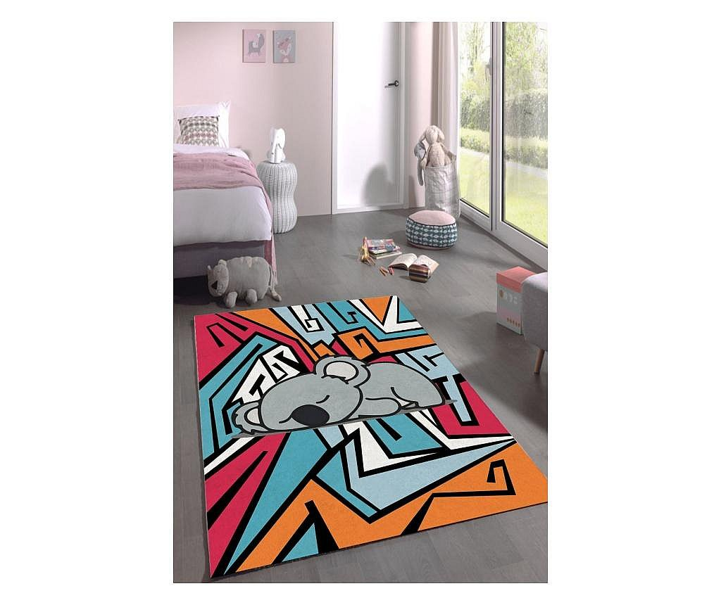Covor Gray Koala Colorful 160x230 cm