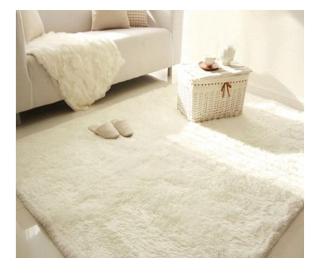Dywan Pelus White 100x180 cm