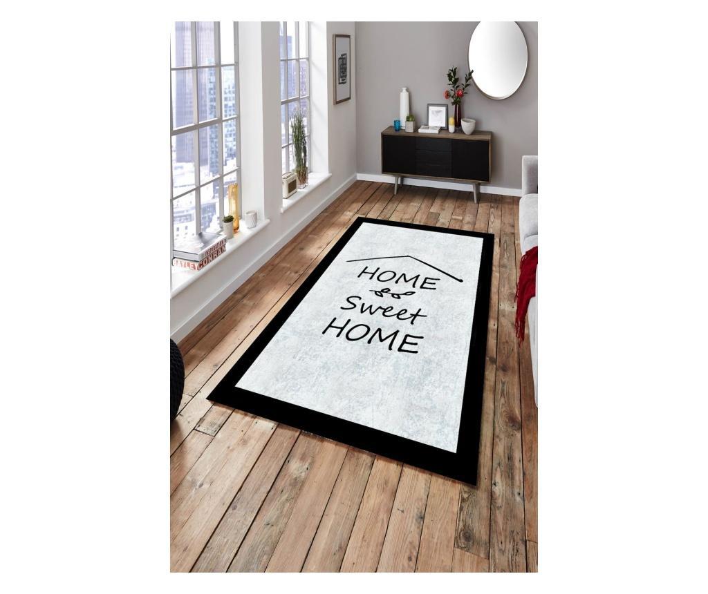 Tepih Home Sweet Home 80x100 cm