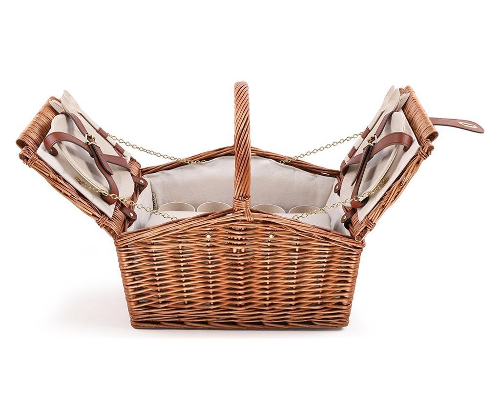 Cos picnic pentru 4 persoane