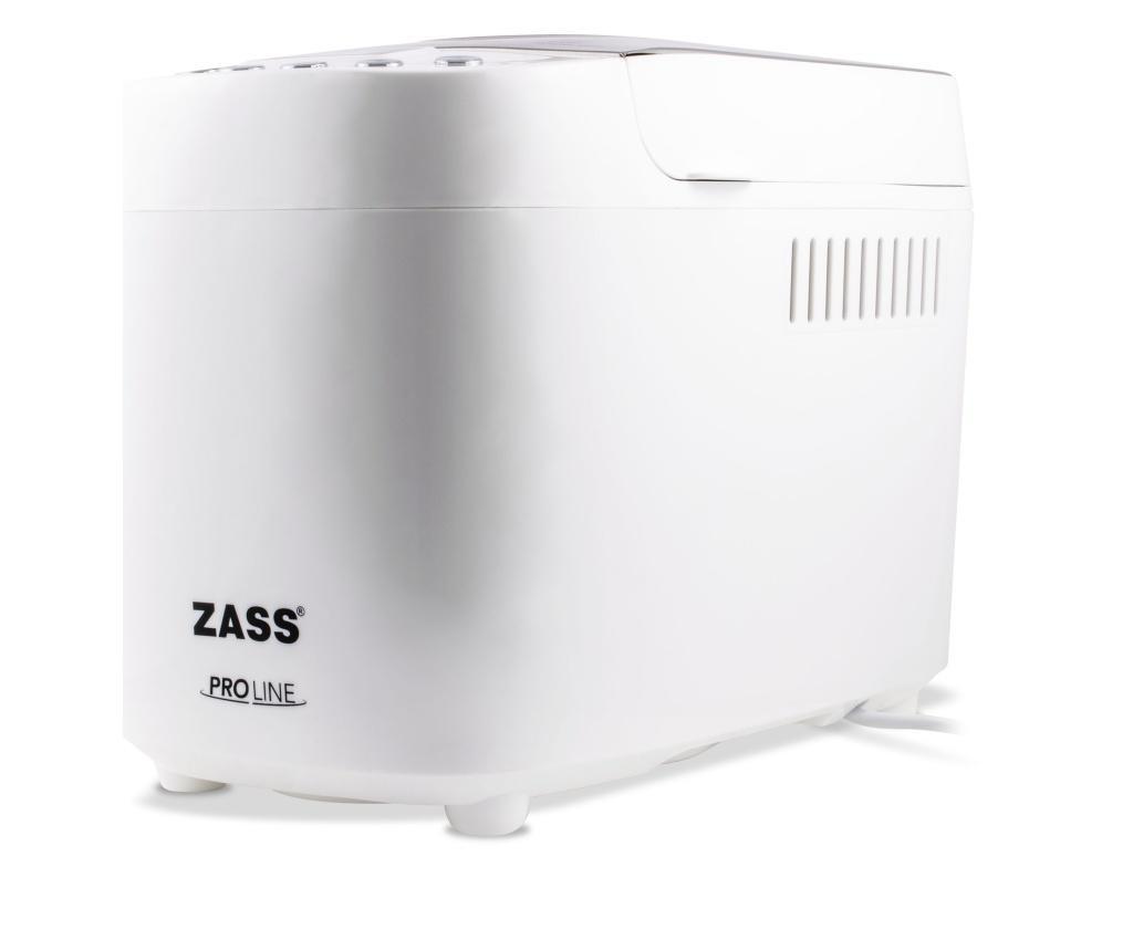 Masina de facut paine Zass ZBM 04, 15 programe coacere si framantare, (1000 - 1250 - 1500 g)