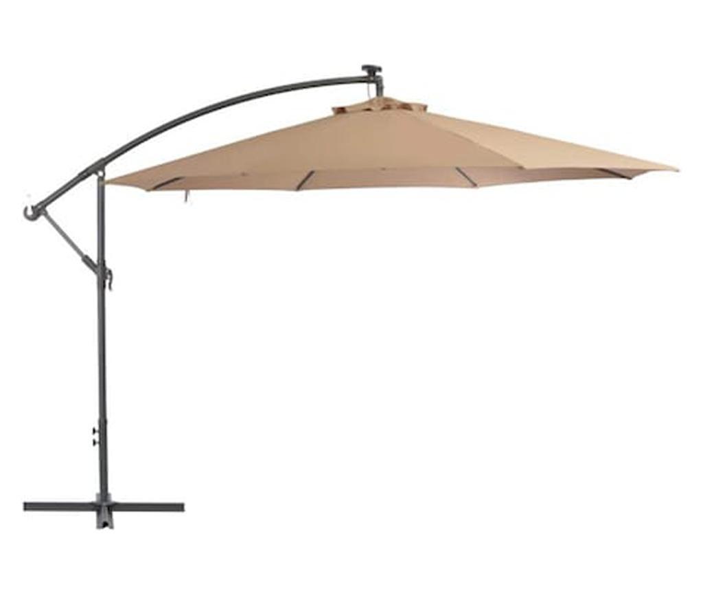 RAKI KAMBANA Umbrela soare 300cm bej