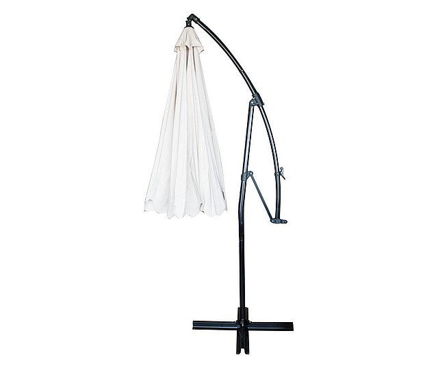 RAKI KAMBANA Umbrela soare 300cm alb