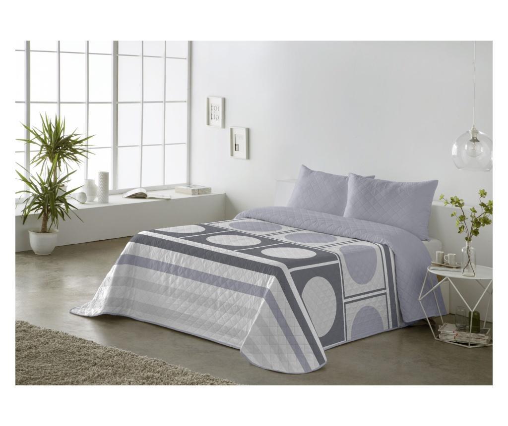 Cuvertura Cira Grey 200x270 cm