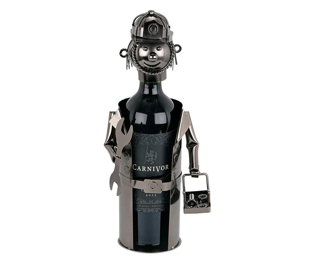 Suport sticla vin instalator 34cm