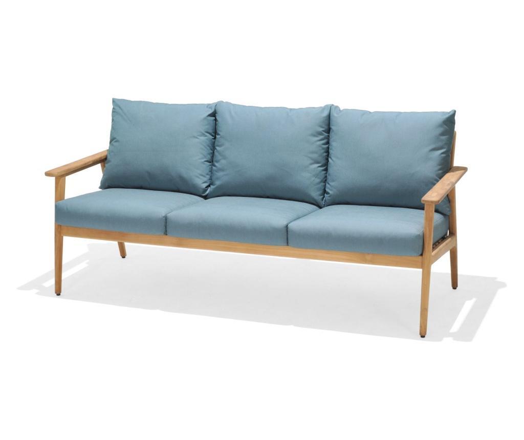 Canapea de exterior cu 3 locuri Eve Range