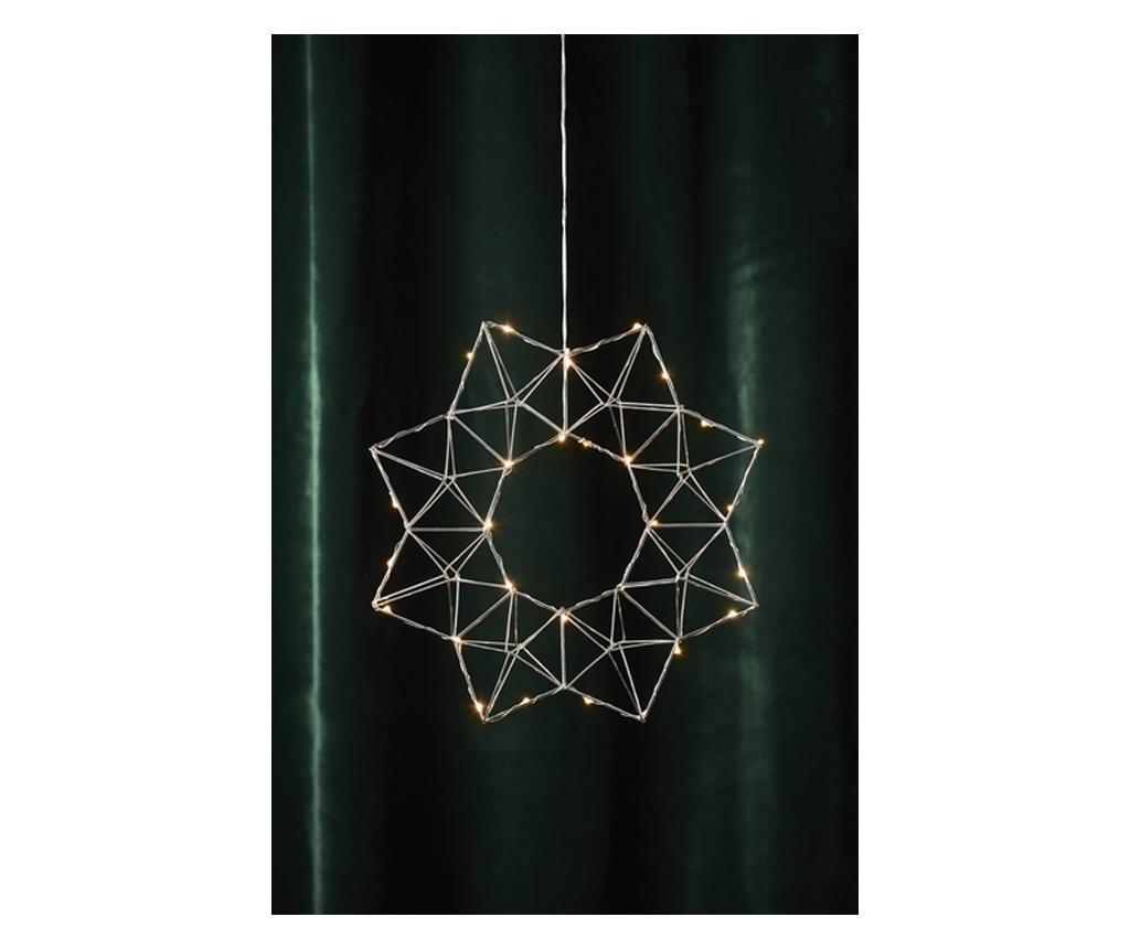 Svjetleći viseći ukras Wirestar Edge