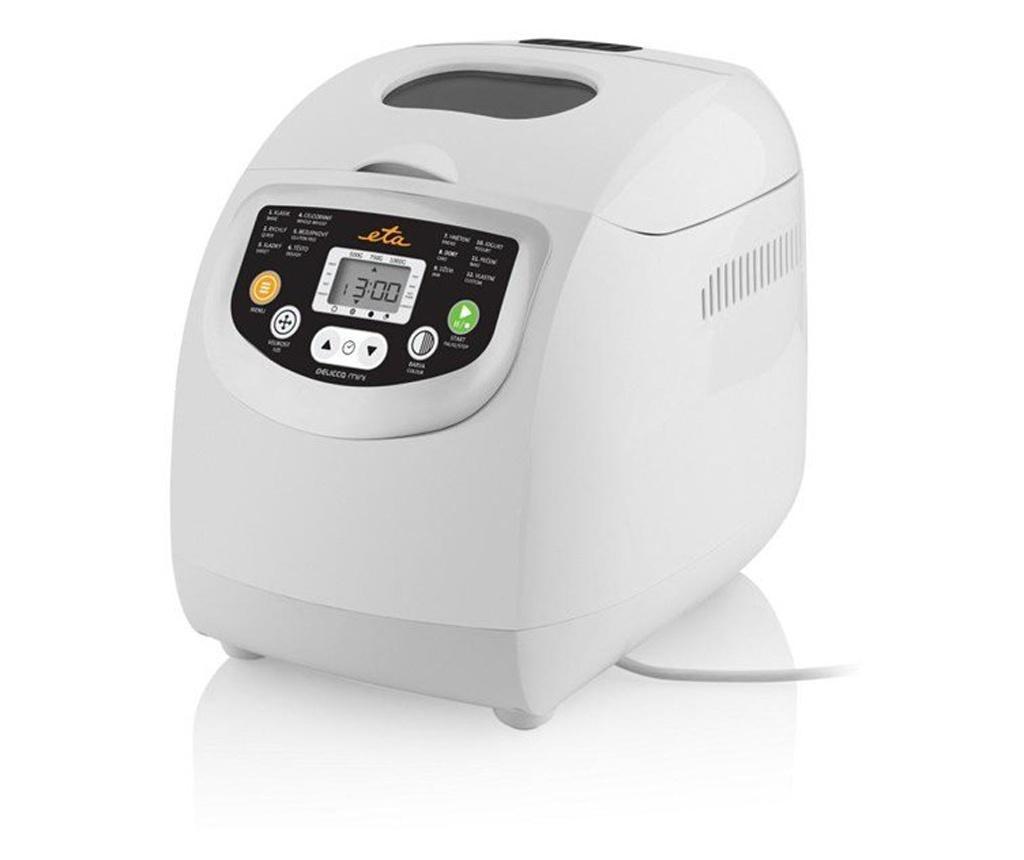 Masina de preparat paine ETA DELICCA MINI 8149, 600W, 12 programe, LCD, 1000 g