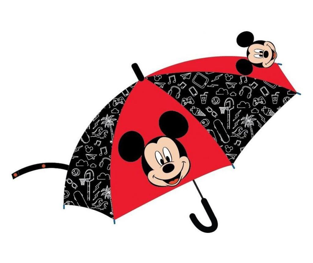 Umbrela pentru copii Disney Mickey Child (semi-automatic) Ø68 cm