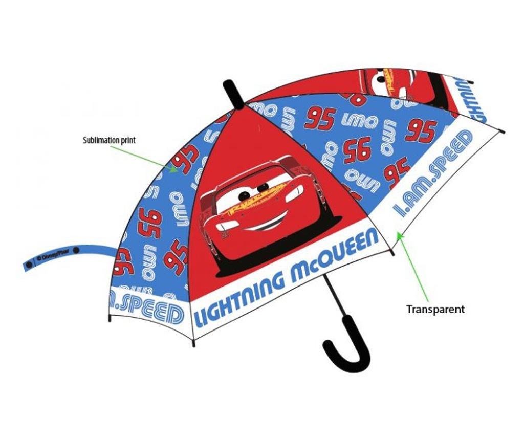 Umbrela pentru copii Disney Cars Child (semi-automatic) Ø68 cm