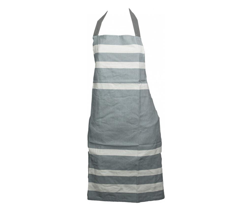 Sort bucatarie bumbac Jamie oliver, 100% bumbac, L 100 cm x l 70 cm, gri