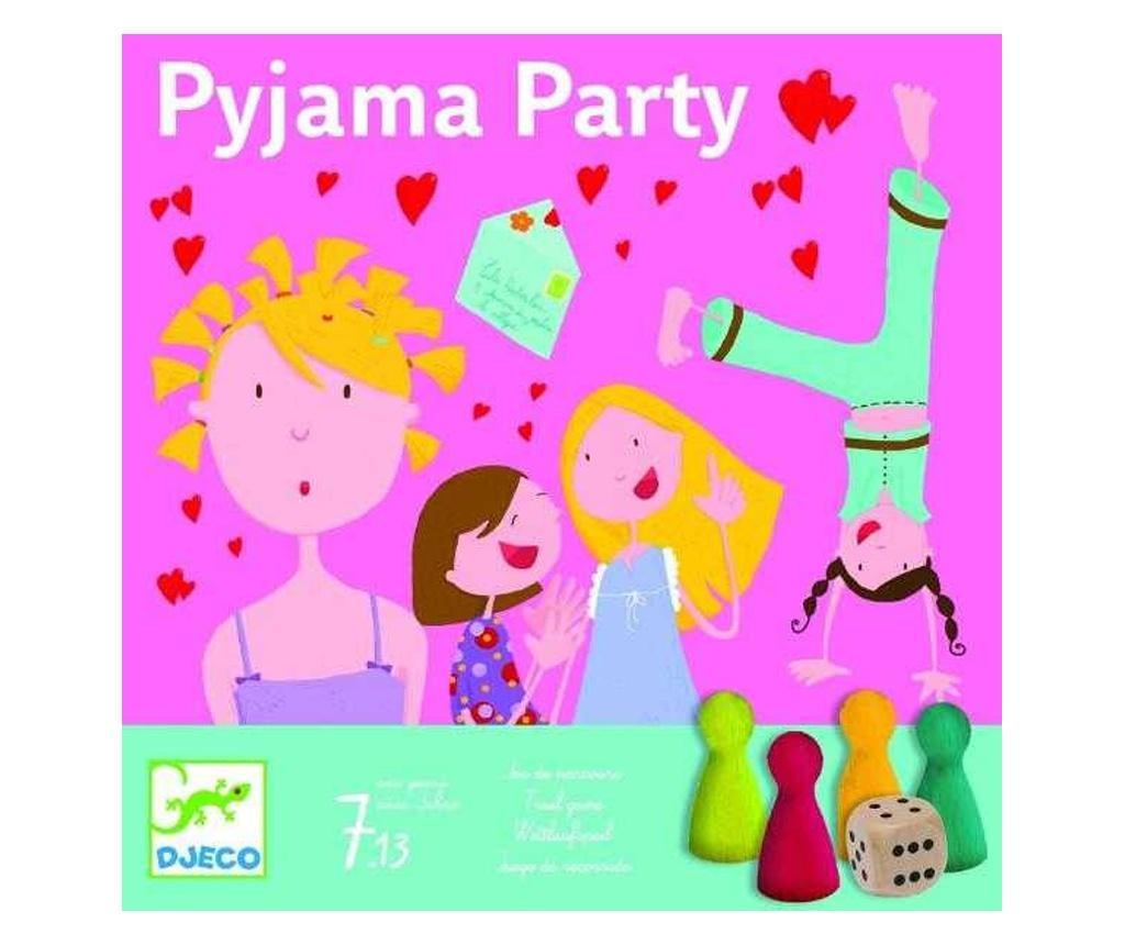 Pijama party, joc Djeco