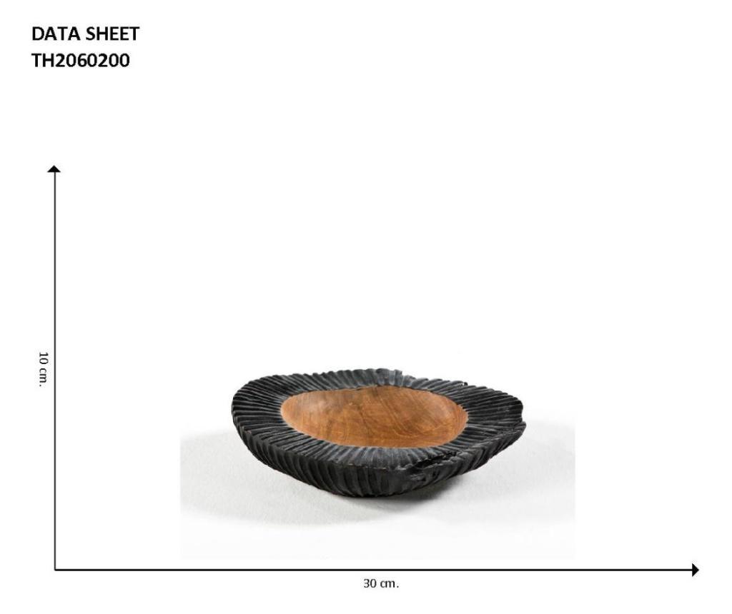 Ukrasna zdjela  S