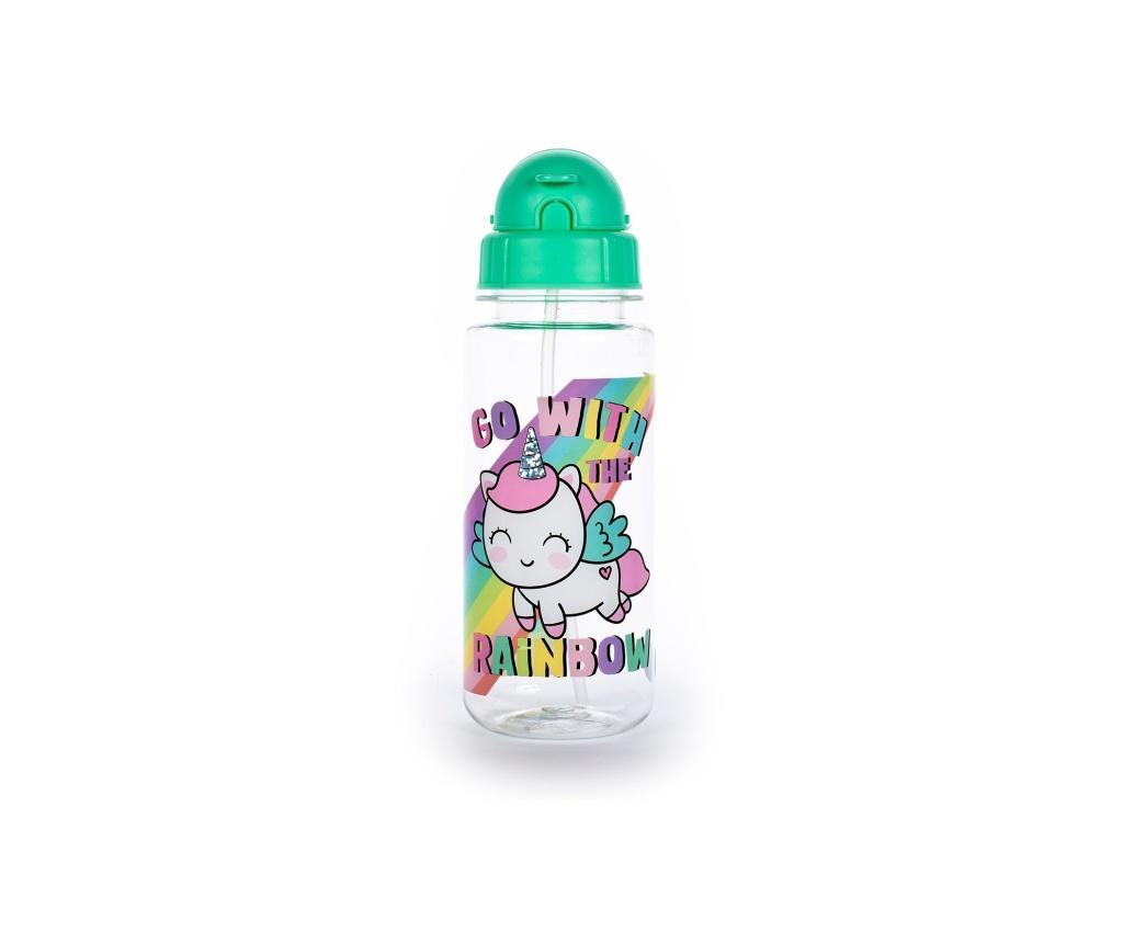 Sticla de calatorie Unicorn 300 ml