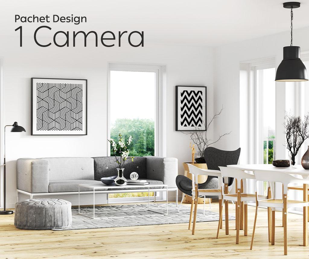 Pachet Design 1 Camera