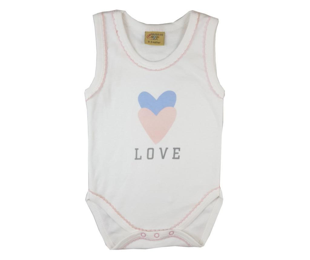 Body pentru copii Luggi Baby 6-9 luni