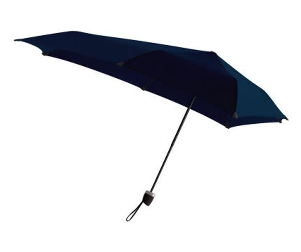 Umbrela Manual Senz Allocacoc DH0186BL, Albastru