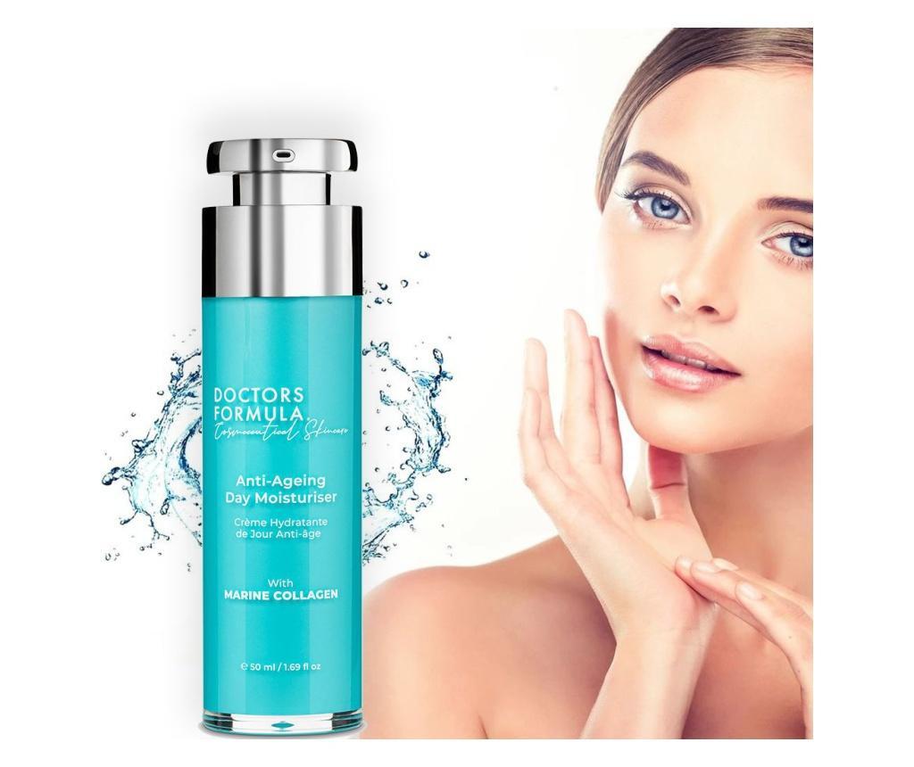 Crema hidratanta de zi pentru fata Marine Collagen 1