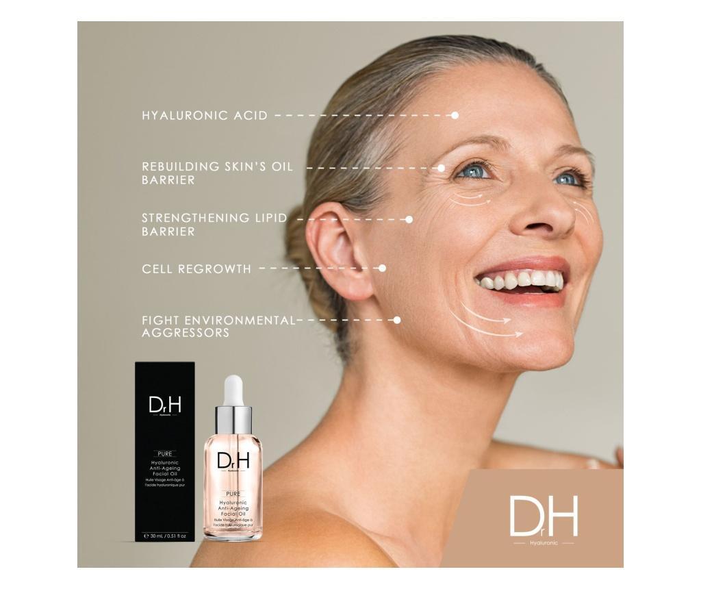 Ulei facial anti-imbatranire Dr H