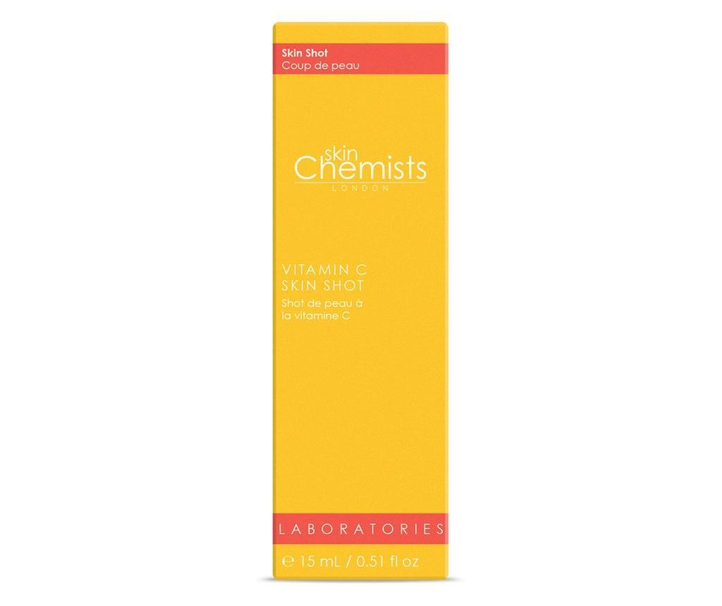 Skin shot facial cu Vitamina C Laboratories 15 ml