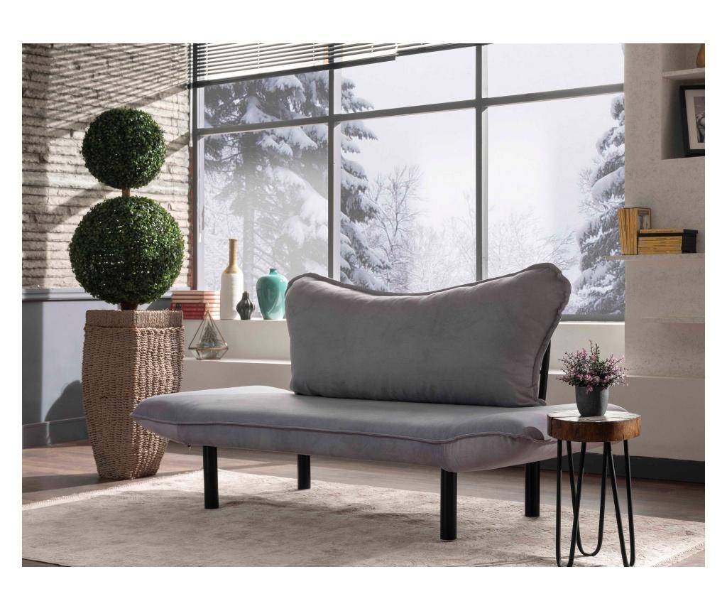 Canapea extensibila cu 2 locuri Carla Grey