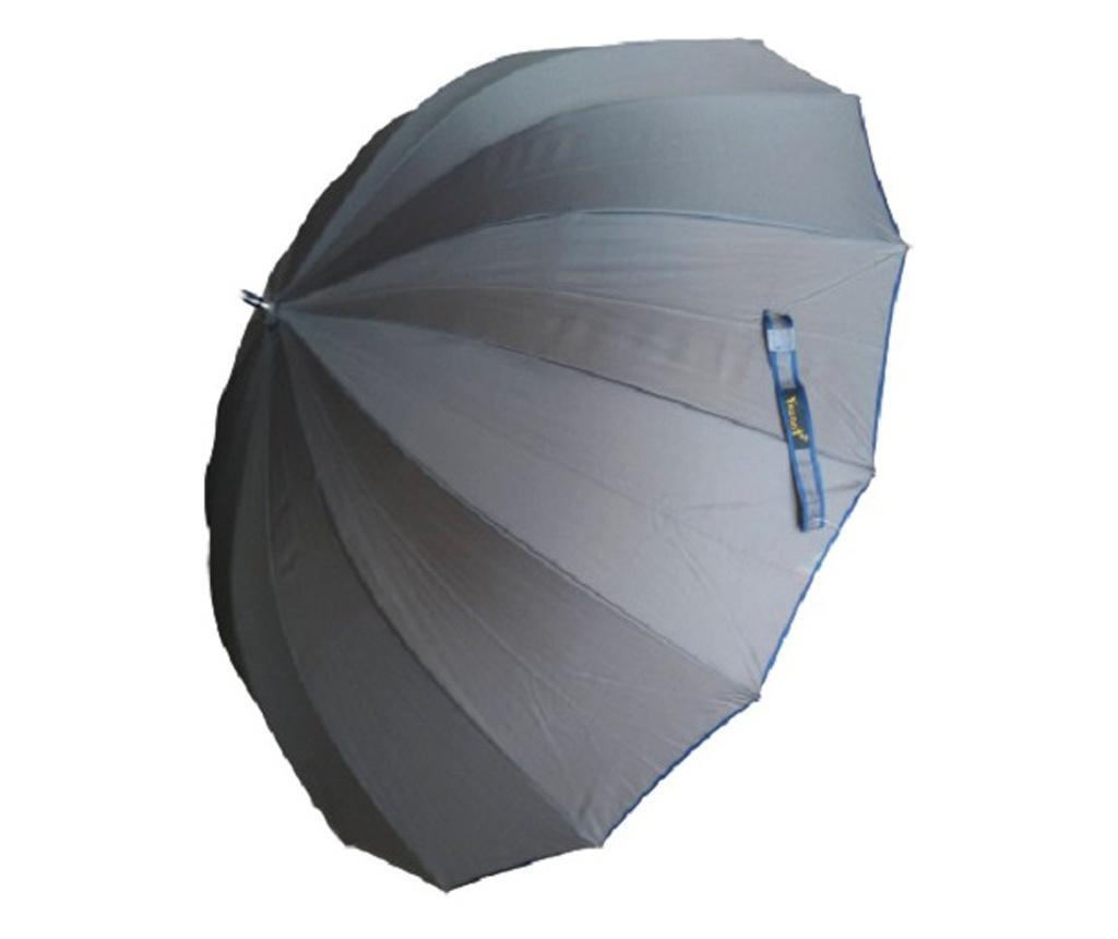 Umbrela semiautomata antivant, 90 cm, 869X-3